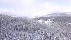 Digitaler Gottesdienst 4 Kachelbild Musik: Wenn der Schnee