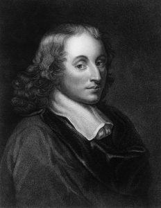 Der Schmerz von Blaise Pascal